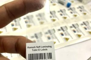 Romark test tube SL