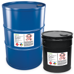 chemical drum labelling