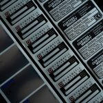 Romark labels industrial laboratory durable product labels 8